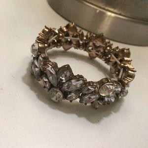 Vintage Costume Jewelry - Wedding Bracelet!